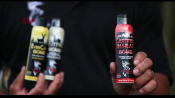 ConQuest Scents EverCalm Bomb TV Spot, 'Now in Aerosol: Certified in Heat Bomb' - Thumbnail 9