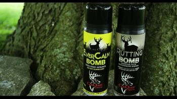 ConQuest Scents EverCalm Bomb TV Spot, 'Now in Aerosol: Certified in Heat Bomb' - Thumbnail 7
