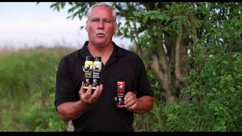 ConQuest Scents EverCalm Bomb TV Spot, 'Now in Aerosol: Certified in Heat Bomb'