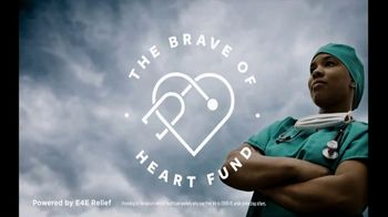 The Brave of Heart Fund TV Spot, 'Face of Bravery'