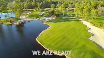 Myrtle Beach Golf Holiday TV Spot, 'We Are Ready'