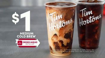Tim Hortons Cold Brew TV Spot, 'Steeped for 16 Hours' - Thumbnail 7