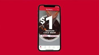 Tim Hortons Cold Brew TV Spot, 'Steeped for 16 Hours' - Thumbnail 5