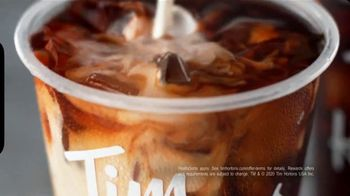 Tim Hortons Cold Brew TV Spot, 'Steeped for 16 Hours' - Thumbnail 6