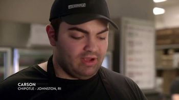 Chipotle Mexican Grill TV Spot, 'Carson: Real Meat: $1 Delivery' - Thumbnail 4
