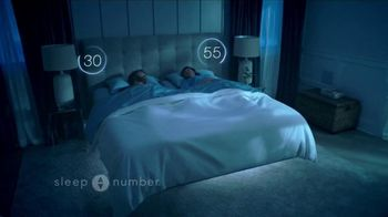 Sleep Number Biggest Sale of the Year TV Spot, 'Final Days: Snoring: 0% Interest for 24 Months' - Thumbnail 2