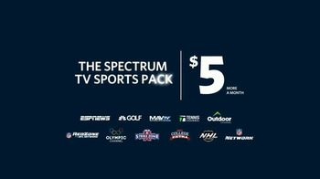 Spectrum TV Sports Pack TV Spot, 'Football Is Back: Squirrel' - Thumbnail 6