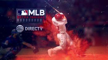 DIRECTV MLB Extra Innings TV Spot, 'Feel the Impact: $37' - 1 commercial airings