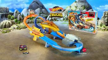 Hot Wheels Monster Trucks Scorpion Sting Raceway TV Spot, 'So Long Scorpion' - Thumbnail 9