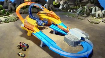 Hot Wheels Monster Trucks Scorpion Sting Raceway TV Spot, 'So Long Scorpion' - Thumbnail 4
