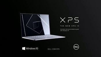 Dell XPS 13 TV Spot, 'Larger Keys' Song by Danger Twins - Thumbnail 8
