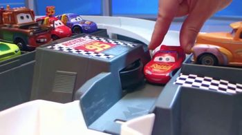 Disney Pixar Cars Rusteze Double Circuit Speedway TV Spot, 'Drift Mode'