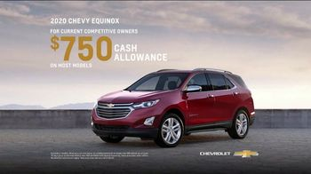 Chevrolet Labor Day Event TV Spot, 'Family of SUVs: Engineers' [T2] - Thumbnail 8