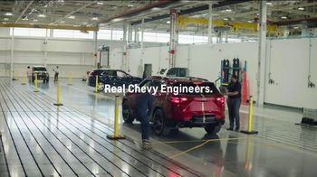Chevrolet Labor Day Event TV Spot, 'Family of SUVs: Engineers' [T2] - Thumbnail 1