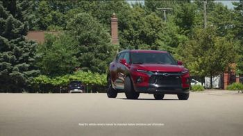 Chevrolet Labor Day Event TV Spot, 'Family of SUVs: Engineers' [T2] - Thumbnail 4