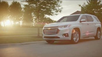 Chevrolet Labor Day Event TV Spot, 'Family of SUVs: Engineers' [T2] - Thumbnail 5