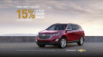 Chevrolet Labor Day Event TV Spot, 'Family of SUVs: Engineers' [T2] - Thumbnail 6