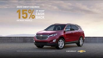 Chevrolet Labor Day Event TV Spot, 'Family of SUVs: Engineers' [T2] - Thumbnail 7
