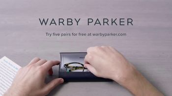 Warby Parker TV Spot, 'Cellulose Acetate: Try Five Pairs Free' - Thumbnail 10