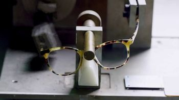Warby Parker TV Spot, 'Cellulose Acetate: Try Five Pairs Free' - Thumbnail 3