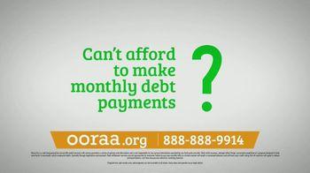 Ooraa Debt Relief Company TV Spot, 'Monthly Debt Payments' - Thumbnail 3