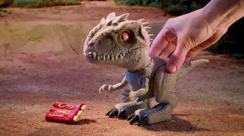 Jurassic World Feeding Frenzy Indominus Rex TV Spot, 'Meat Eater'