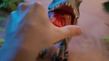 Jurassic World Feeding Frenzy Indominus Rex TV Spot, 'Meat Eater' - Thumbnail 7