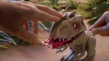 Jurassic World Feeding Frenzy Indominus Rex TV Spot, 'Meat Eater' - Thumbnail 8
