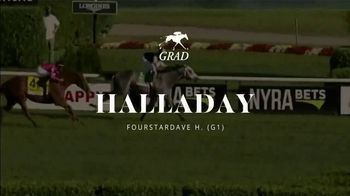 Keeneland September Yearling Sale TV Spot, 'Halladay, Swiss Skydiver, Gamine' - Thumbnail 4