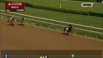 Keeneland September Yearling Sale TV Spot, 'Halladay, Swiss Skydiver, Gamine' - Thumbnail 5