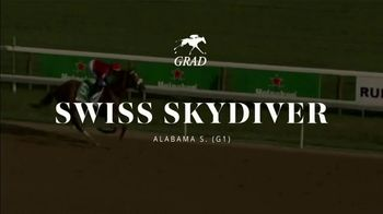 Keeneland September Yearling Sale TV Spot, 'Halladay, Swiss Skydiver, Gamine' - Thumbnail 6
