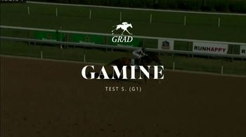 Keeneland September Yearling Sale TV Spot, 'Halladay, Swiss Skydiver, Gamine' - Thumbnail 8