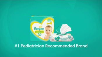 Pampers Swaddlers TV Spot, 'The First Loving Touch' - Thumbnail 7