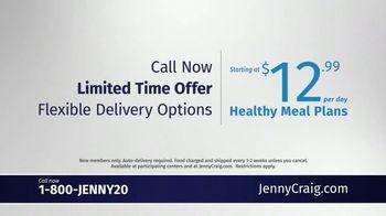 Jenny Craig TV Spot, 'Sarah: Meal Plans' - Thumbnail 6