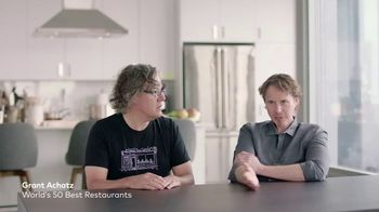 Made In Cookware TV Spot, 'Change the Way You Cook' Featuring Grant Achatz