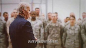 Biden for President TV Spot, 'Commander-In-Chief' - Thumbnail 9