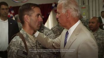 Biden for President TV Spot, 'Commander-In-Chief' - 2 commercial airings