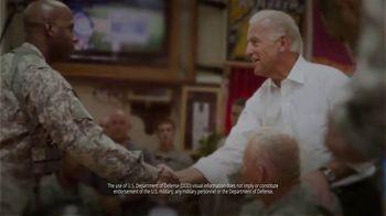 Biden for President TV Spot, 'Commander-In-Chief' - Thumbnail 7