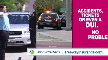 Freeway Insurance TV Spot, 'Driver's Seat' - Thumbnail 3