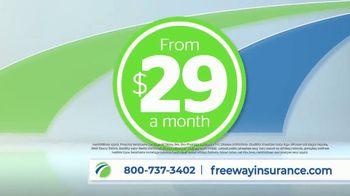 Freeway Insurance TV Spot, 'Driver's Seat' - Thumbnail 4