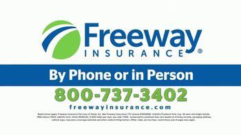 Freeway Insurance TV Spot, 'Driver's Seat' - Thumbnail 5