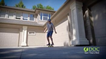 Direct Orthopedic Care TV Spot, 'Skateboarding' - Thumbnail 3
