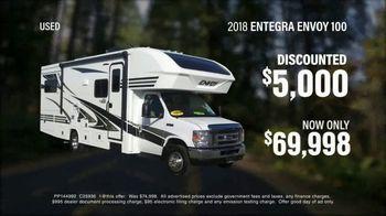 La Mesa RV TV Spot, '2018 Entegra Envoy 100'