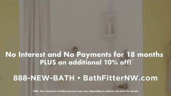 Bath Fitter Biggest Sale Ever TV Spot, 'Extended: Shower You've Always Wanted' - Thumbnail 9