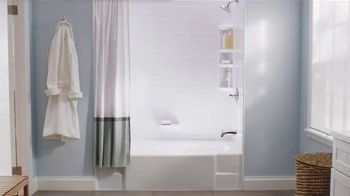 Bath Fitter Biggest Sale Ever TV Spot, 'Extended: Shower You've Always Wanted' - Thumbnail 2