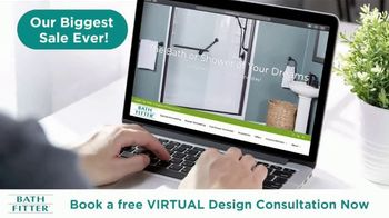 Bath Fitter Biggest Sale Ever TV Spot, 'Extended: Shower You've Always Wanted' - Thumbnail 8