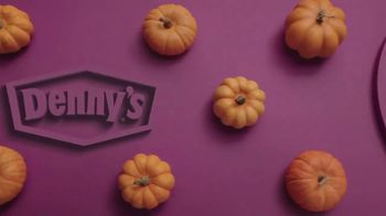Denny's Pumpkin Pecan Pancake Meal TV Spot, 'You've Waited All Year' Song by Elastic Hoofbeats - Thumbnail 2