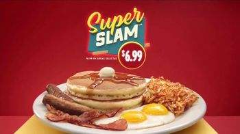 Denny's Super Slam TV Spot, 'La comida perfecta' [Spanish] - 292 commercial airings