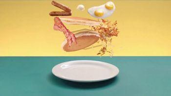 Denny's Super Slam TV Spot, 'La comida perfecta' [Spanish] - Thumbnail 1