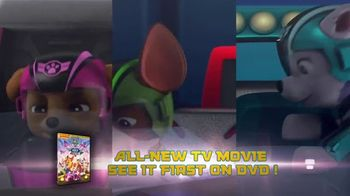 PAW Patrol: Jet to the Rescue Home Entertainment TV Spot - Thumbnail 2
